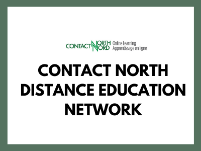 Contact North Distance Education Network