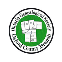 Ontario Ancestors - Oxford County Branch