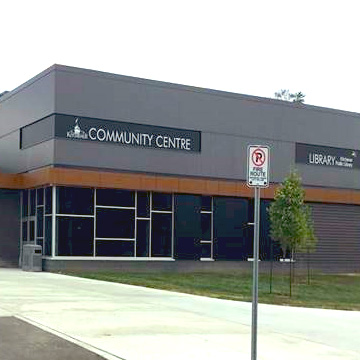 Pioneer Park Community Library