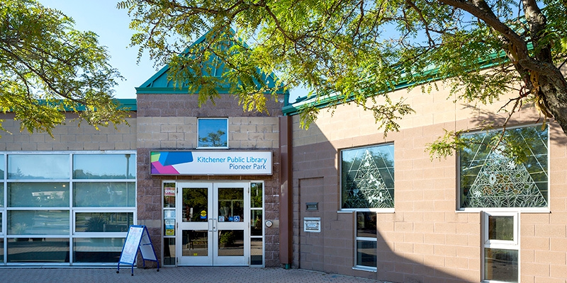 Image: Pioneer Park Community Library